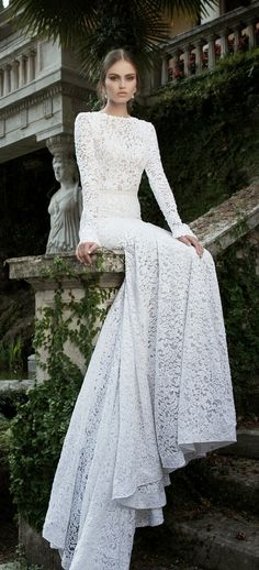 Berta Bridal collection for winter 2014 brings so far unseen beauty and elegance that you can only dream about. In the world of wedding...