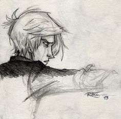 I don't know why but I really like this drawing I found on Google of Draco by captbexx