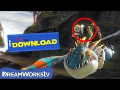 5 Secret EASTER EGGS Hidden in DreamWorks Animation Movies | THE DREAMWORKS DOWNLOAD - YouTube