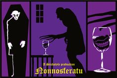 #AStickstyleProduction, #Nonnosferatu: #Nosferatu is the Stickstyle Halloween symbol! Have a nice Halloween!