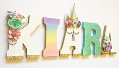 Material: Wood Approximate Dimensions: 8x 5.5 x 0.75 HOW TO ORDER The price of the listing is for INDIVIDUAL LETTERS. When ordering please select the quantity of letters in the NAME, then include the name in the note to seller section of the checkout page. For custom themes not