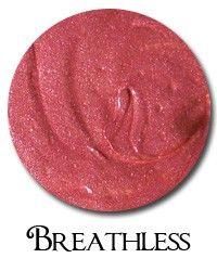 Breathless- pink satin shimmer- KS