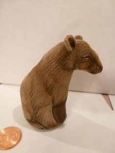 Mary Hoot, IGMA fellow - bear; sold on ebay for $159.50