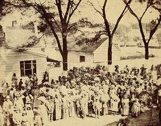 Historians state that about 260,000 enslaved Africans came from West Africa to the waters of the Charleston Harbor. A large amount of these enslaved Africans spent time on Sullivan's Island. Sullivan's Island was home to the notorious Pest Houses. Some historians say that half of all African-Americans have an ancestor that passed through Sullivan's Island.