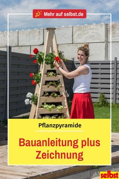 Discover recipes, home ideas, style inspiration and other ideas to try. Videos Funny, Ladder Decor, Outdoor Structures, Outdoor Furniture, Beautiful, Collections, Home Decor, Garden Paths, Decoration Home