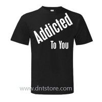 Avicii Addicted To You T Shirt