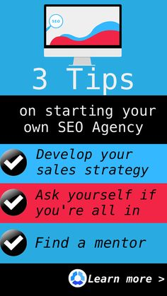 Thinking of Starting an SEO Agency? Here's Some Advice. Hard Questions, This Or That Questions, Sales Strategy, Tracking Software, Seo Agency, Competitor Analysis, Pose, Advice, Landscape