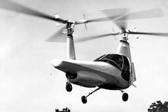 Filper Beta 200, flying car, retro-futuristic, helicopter