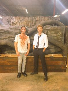 Constantine | 1.04 - A Feast of Friends -- Behind the Scenes