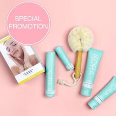Have you heard about our October promotion? We are offering a 3 Step System/Luxurious Rosehip Oil Companion pack with special savings PLUS a complimentary Dry Facial Brush by Bodecare! Discover more here http://www.koraorganics.com/us/promotions/ xxx #KORAOrganicsLifestyle