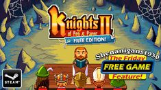 The MMOaholic - MMORPG Madness!: Knights of Pen & Paper 2: Free Edition - The Frida...