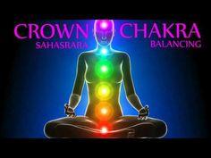 CROWN CHAKRA BALANCING | Guided Meditation | Solfeggio 963hz & Theta bra...