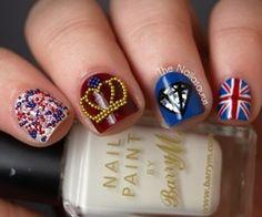 British Nails !!!............i want my nails like this