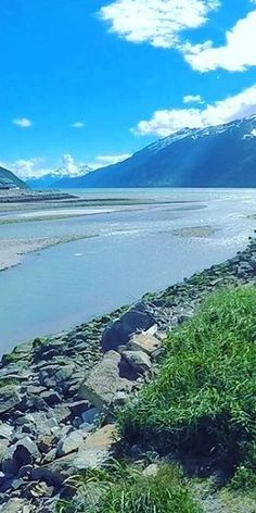 Skagway, Alaska | Come seek the northern tip of the Lynn Canal and learn about its role in the historic Gold Rush of 1898. The nearby Dyea valley and beaches at Glacier Point make for extraordinary sightseeing. Photo: Martin H.