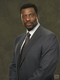 Eamonn Walker, handsome-chocolate drop. He played in Cadillac Records as Howling Wolf...