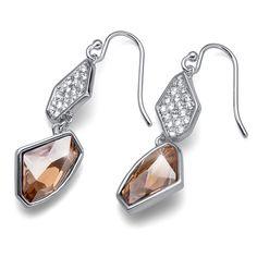 Drop Earrings, Gold, Jewelry, Fashion, Moda, Jewlery, Jewerly, Fashion Styles, Schmuck
