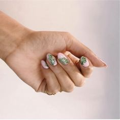 Cute nails for spring or summer