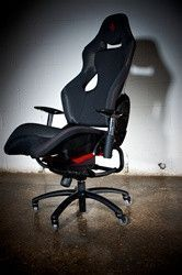 I am listing this under my vehicle board because it's a $25k office chair!! ...  Ferrari Scuderia 16M Office Chair #ferrariclassiccars