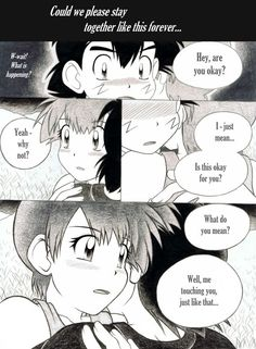 Pokemon Ash And Misty, Pokemon Ash And Serena, Ash And Dawn, What Love Means, Ashes Love, Drive Me Crazy, Team Rocket, Anime Comics, Doujinshi