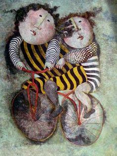 Graciela Rodo Boulanger 1935 | Bolivian painter | Tutt'Art@