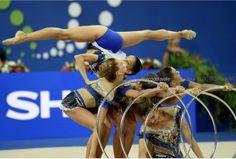 Team Italy ITA Italy Team, Gymnasts, Rhythmic Gymnastics, Group Photos, Wrestling, Sports, Life, Lucha Libre, Hs Sports