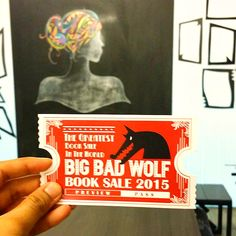 1 more week to go for Big Bad Wolf Books Sale 2015 and we have a few Preview Passes to give away :D Share a picture with hashtags #thekopishop and #bbw2015 and you can win one yourself! #luvyummylicious #yummyliciousburgers #kedaikopi #damansaraheights #bukitdamansara #bigbadwolf2015 #previewpass #maytheoddsbeeverinyourfavor #izzatinoris #themekkimvmnt