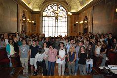 22 Giugno: iniziano i tirocini estivi in Comune per 75 giovani delle classi quarte delle scuole superiori di Parma.
