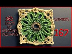 365 Days of Granny Squares Number 167 - YouTube