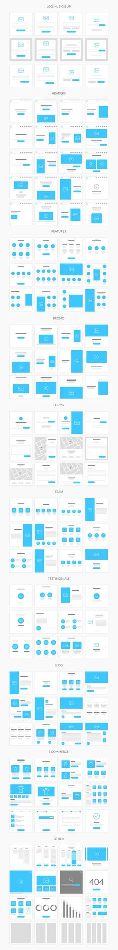 Flowy is made with fast workflow in mind, so we created 236 ready to use templates, built on the 1170 grid and in Photoshop file format. You can create flowcharts for both mobile and web projects of any complexity and show them to your team or clients in …