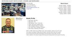 BowlersMart Milwaukee - Inside AMF Bowlero Lanes
