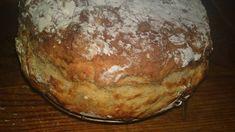 Irish spelt flour bread, without yeast Czech Recipes, Russian Recipes, Irish Bread, Soda Bread, Home Baking, Bread Baking, Food Inspiration, Bread Recipes, Bakery