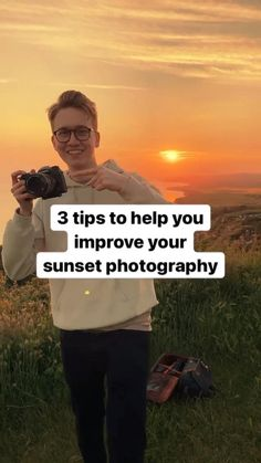 Instantly Improve Your Sunset Photography With Theses 3 Tips
