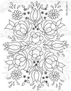 Embroidery Thread Knot outside Embroidery Stitches To Fill Flowers even Embroidery Designs Online Conversion Tool much Hand Embroidery Patterns Religious Sashiko Embroidery, Folk Embroidery, Embroidery Transfers, Hand Embroidery Patterns, Embroidery Designs, Embroidery Stitches, Mundo Hippie, Quilting Stencils, Painting Patterns