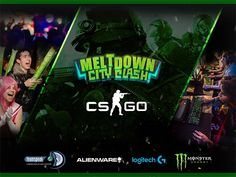 Meltdown City Clash - CS : Go le 27 septembre - Un nouveau rendez-vous eSport…