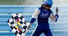 Allmendinger's erster Sieg... ThreeWide.de | Der NASCAR-Stammtisch