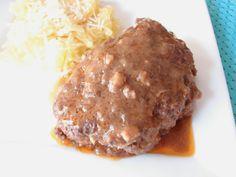 The Royal Cook: Salisbury Steak