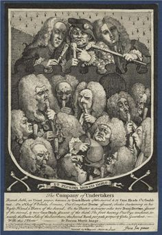 The Chorus - William Hogarth