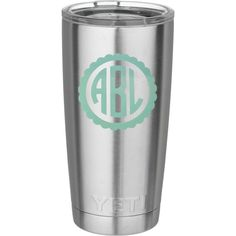 Your Name Custom Decal Sticker For Your Yeti Rambler Tumbler - Custom vinyl stickers for tumblers