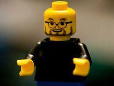 堅。離地城: 【精美玩物】名人LEGO Figure 重現「喬布斯」的魅力