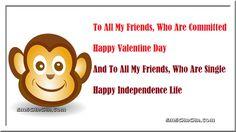 Funny Valentine Day Quote Photo Album - Miderus