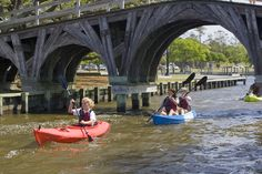 Paddling is a fun activity in the Currituck Outer Banks. You can rent equipment while you're here.