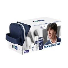 NIVEA FOR MEN TRAVELSET SENSITIVE