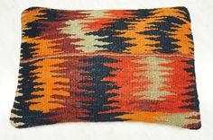 MODERN Bohemian Home DecorTurkish Kilim Pillow by TurkishKilim