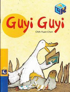 Title Slide of Guyi guyi Preschool Literacy, Kindergarten Activities, Dual Language, Language Arts, How To Speak Chinese, Dragon Boat Festival, English Book, Pre School, Chen