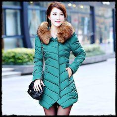 Jackets & Coats Parkas Korean Fashion Winter Jakcet Women Plus Size Cotton Coat Womens Padded Jacket Thick Long Parka Female Hooded Outerwear 5xl 903 Wide Varieties