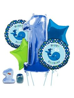 Celebrate with the Preppy Boy Ocean Birthday Balloon Kit for your Balloon Kits party. Find amazing selections and prices on all birthday party decorations & supplies at Birthday in a Box. Whale Birthday Parties, 1st Birthday Balloons, Baby Boy Birthday, Fun Party Themes, Birthday Party Decorations, Party Ideas, Birthday Ideas, Parties Decorations, Ocean Party