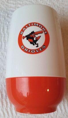 Baltimore Orioles King Seeley 12 oz Thermos Tumbler Made in the USA  #BaltimoreOrioles #KingSeeley
