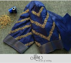 Pattu Saree Blouse Designs, Blouse Designs Silk, Bridal Blouse Designs, Blouse Patterns, Sari Blouse, Hand Work Blouse Design, Simple Blouse Designs, Stylish Blouse Design, Traditional Blouse Designs