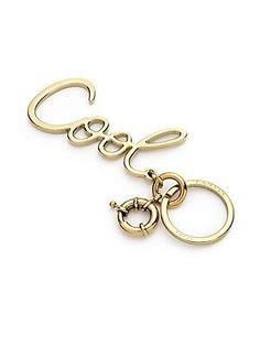 Lanvin Cool Keychain