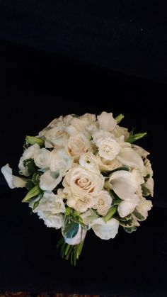 Bridal Bouquet of White and Blush Calla s 0a1dfad0b